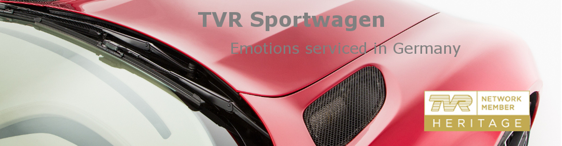 2 Performance - TVR Parts, TVR Service