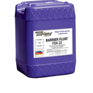 Royal Purple BARRIER FLUID FDA 22  Sperrflüssigkeit 19 Liter Kanister